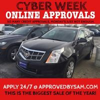 Free Application Shows You Much You Can Afford - CADDY SRX AWD