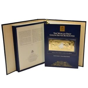 Gold and Silver banknotes