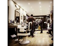 EXPERIENCED BARBER REQUIRED- Full & Part time. BRIGHTON AND HOVE