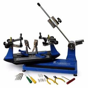 TENNIS STRINGING MACHINE - BADMINTON & SQUASH AS WELL Williamstown Hobsons Bay Area Preview