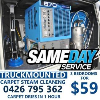 Truckmounted Carpet Cleaners