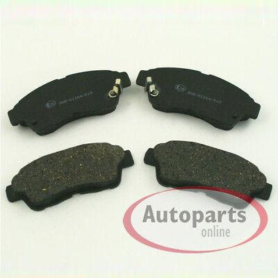 Bremsbeläge Bremsklötze Bremsen für vorne die Vorderachse* Kia Rio 2 II JB