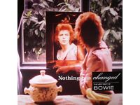 David Bowie Nothing Has Changed- The Very Best of Bowie. Vinyl