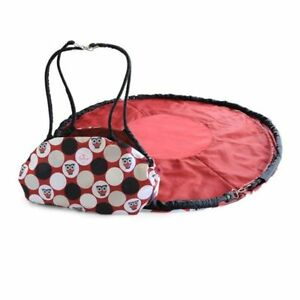2 Red Hens Toy Nanny