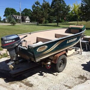 Trade my boat for your 4x4 ATV