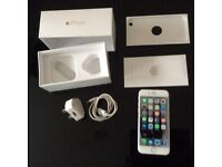 iPhone 6, 16gb on EE in white & silver