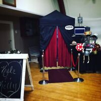 Wedding Photo Booth Services!