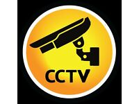 cctv system+ tv 32 inches with hard drive for sale installation can be sorted for extra money