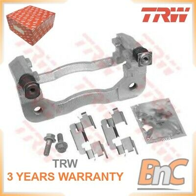 TRW FRONT LEFT BRAKE CALIPER CARRIER LAND ROVER OEM BDA578 SEE100330