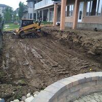 Foundation Repair, Skidsteer/Bobcat Services and Demolition