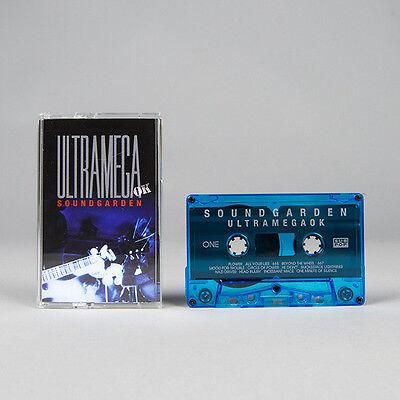 Soundgarden - Ultramega OK Cassette Tape - Sub-Pop SEALED NEW COPY - GRUNGE