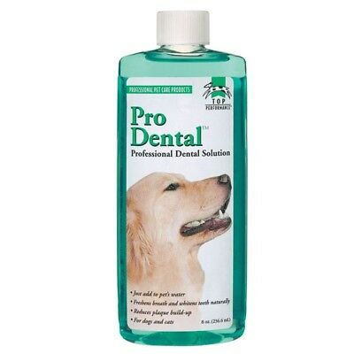 Pro Dental Dog & Cat Professional Dental Solution Added to Pets Water