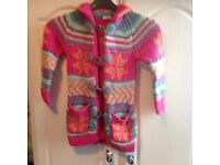 Girls next cardigan age 7-8 years