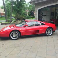 1991 Ferrari 348 Coupé (2 portes)