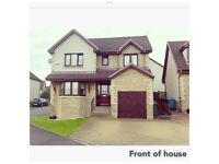 4 Bedroom detached house, Balloch, Cumbernauld