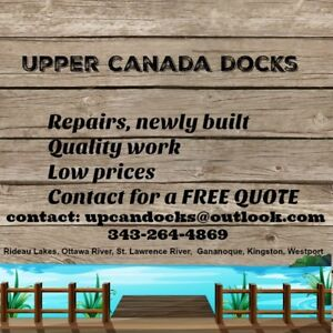 Dock Repair and Services