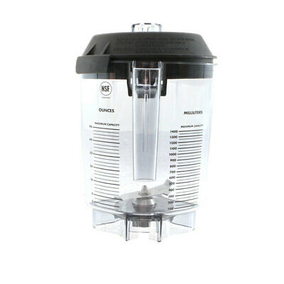 Vitamix 15978 Blender Container 48 Oz. 1.4 Liter Capacity Clear Bpa Free