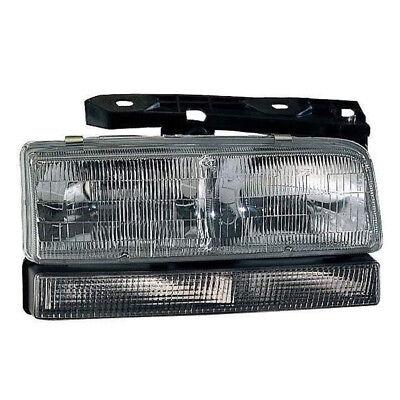 LeSabre Park Avenue Headlight Headlamp Head Light Lamp Right Passenger Side RH (Park Avenue Headlamp Headlight Lamp)