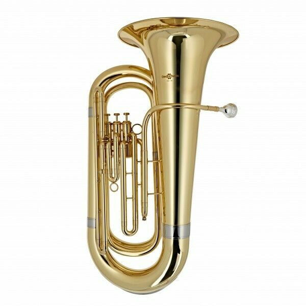 Student Bb Tuba by Gear4music