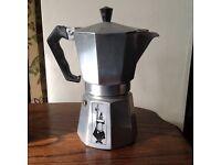 Moka Express coffee maker (vintage)