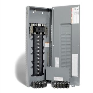200 amp Square D panel and breaker package (NEW)