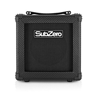 SubZero MA-15 Guitar Amp with Effects