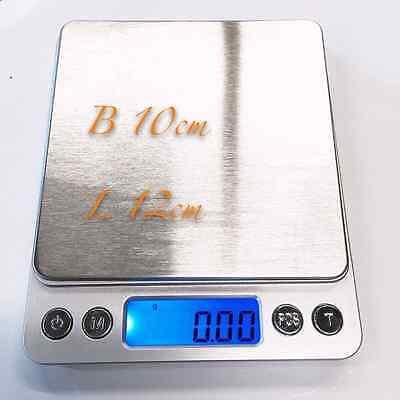 0.01-500g Feinwaage Gold schmuck Pulver waage Digital-waage Präzisionswaage Top