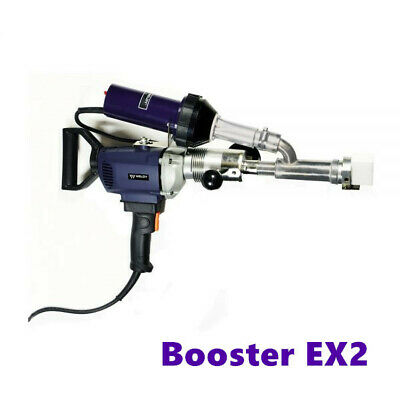 Ac220v Plastic Extrusion Ex2 Extruder Welder Gun Booster For Welding Machine