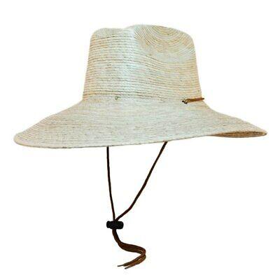 Jacobson- Straw Lifeguard Sun - Straw Sun Hats