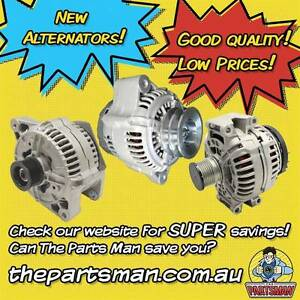 Brand New Quality Alternator to Suit Most Makes & Models Adelaide CBD Adelaide City Preview