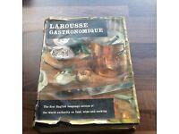 Larousse Gastronomique Book..