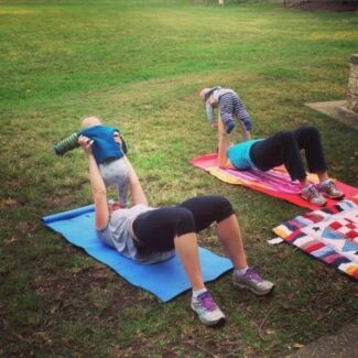 Mums and Tots Bootcamp