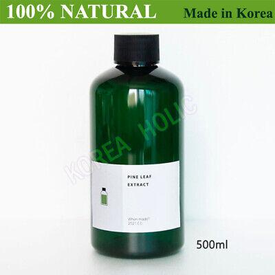 100% Nature Pine Needle Extract 500ml Made in korea