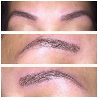 Microblading, Brow Tattoo, Brow Embroidery!