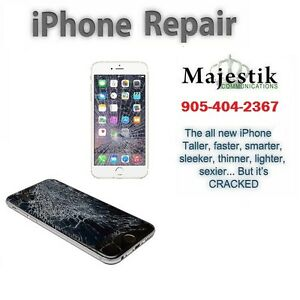 QUICK REPAIRS ON IPHONES & SAMSUNG PHONES 905-404-2367