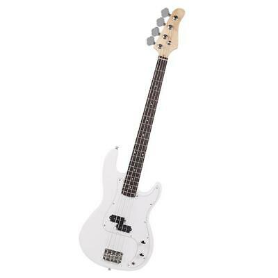 Acoustic Electric Bass Guitar Burning Fire Style Adult Musical Instruments Gift