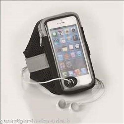 Handyhalter Handytasche f. Handy iPhone MP3  Sport Joggen / Oberarm Tasche Hülle