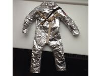 Action man astronauts suit