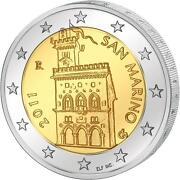 2 Euro San Marino