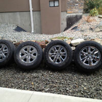 GMC Factory Rims+Tires
