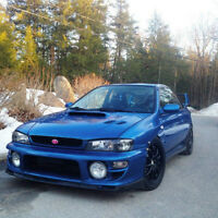 1999 GC8 STI version 6 - 2 portes - Track Ready and Street Legal