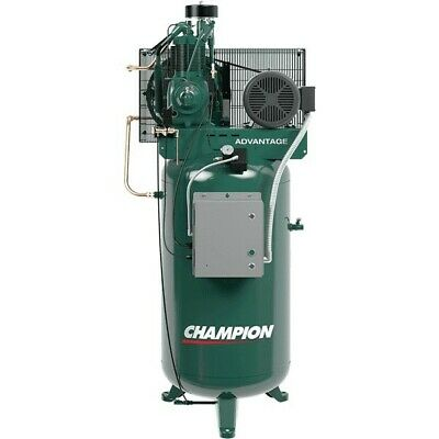 Air Compressor Champion Vertical Tank Vr5-8 5 Hp Free Shipping From Factory
