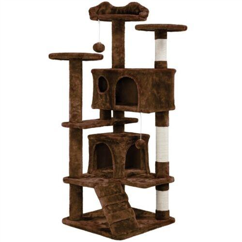 Cat Tree Tower Condo Furniture Scratching Scratch Pet Kitty