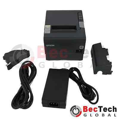 *NEW* Epson TM-T88V USB Parallel Direct Thermal Receipt Printer P/N: C31CA85834