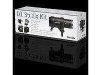 Profoto Kit D1 Studio 500/500 Air incl. Air Remote + 2x3'softbox