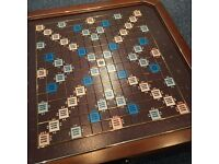 Franklin Mint Scrabble Set