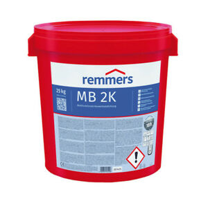 Remmers MB 2K - Multi-Baudicht 2K 25 kg - Bauwerksabdichtung
