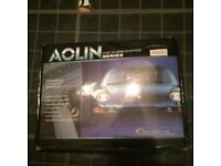 Aolin car alarm system look