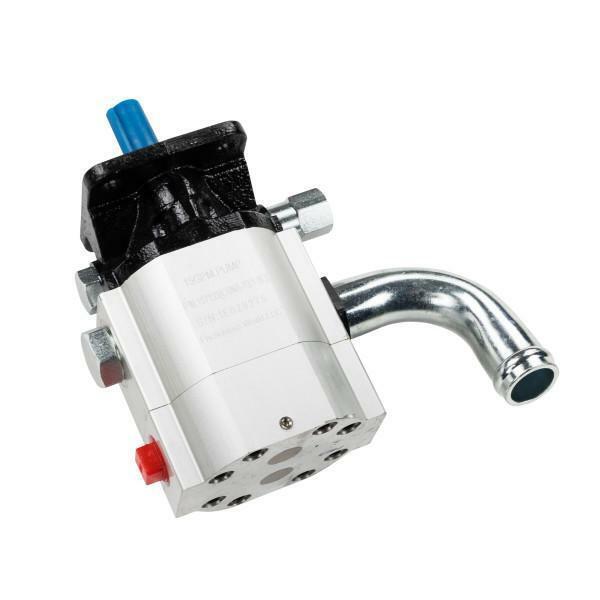 15 gpm 2 stage hydraulic pump