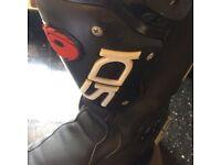 Men's motorbike boots